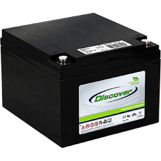 Тяговый аккумулятор Discover EV512A-024